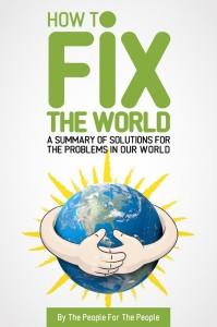 How To Fix The World Book - FixWorld.org